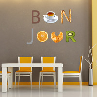 D coration cuisine id es d co - Stickers pour meuble cuisine ...