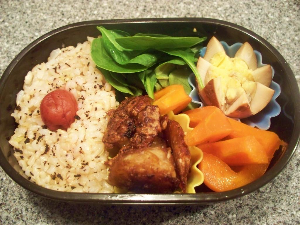 lunchbox remplie